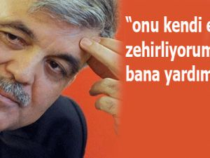 Cumhurbaşkanı Abdullah Gül'e çok acı bir mektup geldi