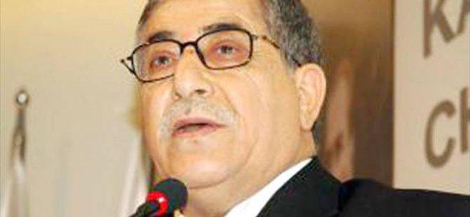 Milletvekili Hasan Ali Kilci, Türkiye'nin dış borcu