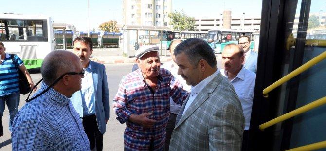 Başkan Çelik Müjdeyi verdi Kartal Kavşağı'nda düzenleme