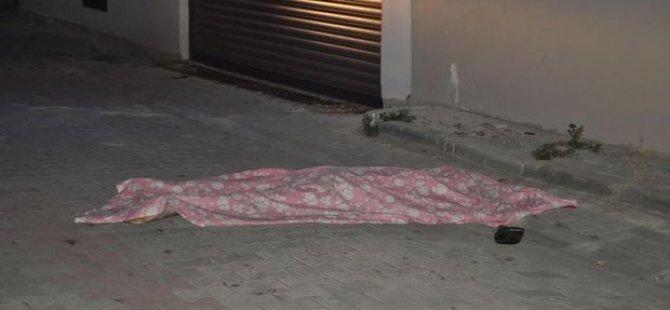Talas'ta Babam geldi faciası12'nci kattan düşen genç öldü
