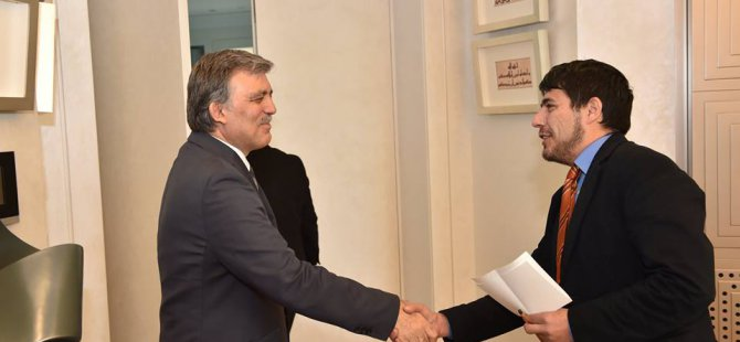 Abdullah Gül Ak Parti CHP koalisyonu İstedi