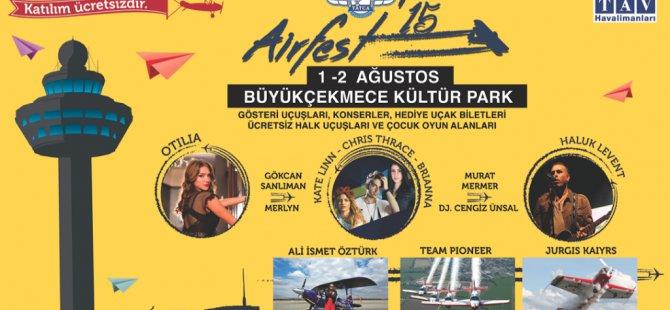 Airfest15' Başlıyor!