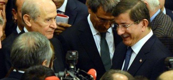AKP-CHP hükümetinin kurulduğunu açıklamasını istedi