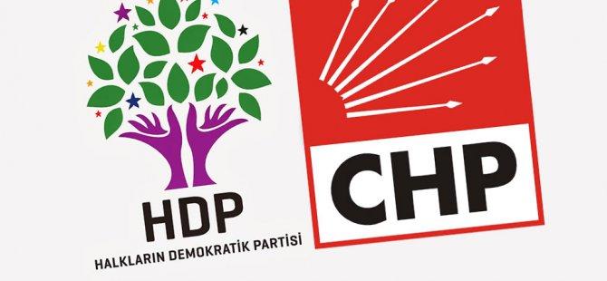 Tekrar seçimde CHP-HDP ittifakı…