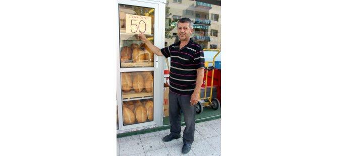 KAYSERİ'DE ESNAF EKMEK FİYATLARINDAN DERTLİ