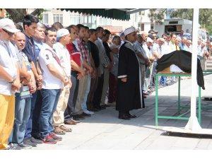 ALMANYA'DA KAZADA HAYATINI KAYBEDEN GENÇ KAYSERİ'DE TOPRAĞA VERİLDİ