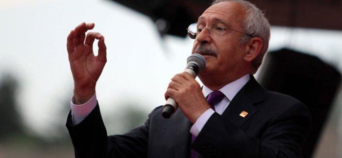 CHP Kılıçdaroğlu'na tam yetki verdi