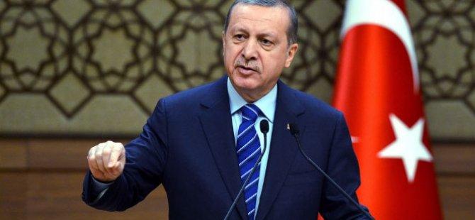 Cumhurbaşkanı Erdoğan Muhtarla buluştu