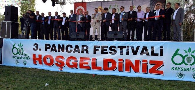 KAYSERİ ŞEKER'DE FESTİVALLER İPTAL EDİLDİ