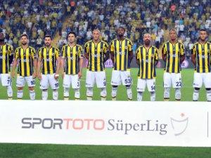 Fenerbahçe Eskişehirspor'u 2-0 mağlup etti