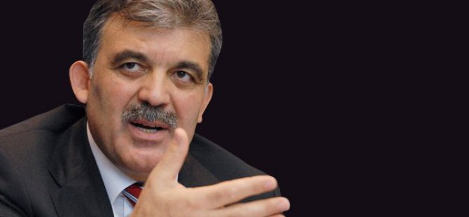 Abdullah Gül'e 14. yıl şoku!