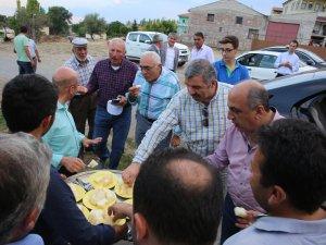 Büyükşehir Belediye Başkanı  Çelik, Kocasinan bölgesinde