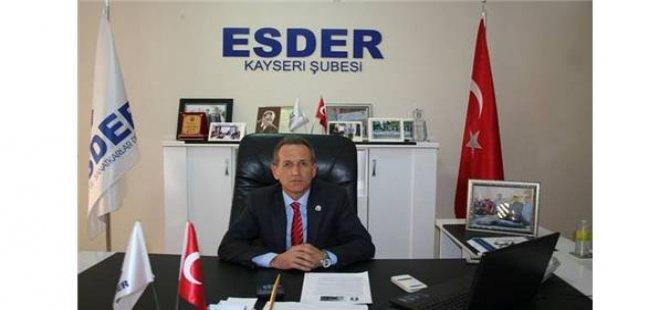 KAYSERİ ESDER'DEN GİRİŞİMCİLERE 30 BİN TL DESTEK