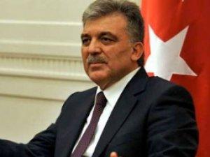 Abdullah Gül'den şehitler için açıklama!