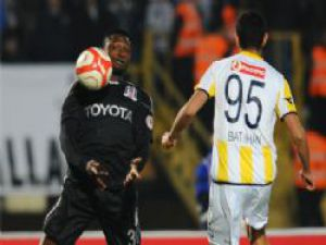 Bucaspor Beşiktaş'ı Eledi!..