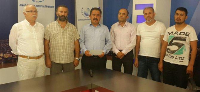 Anadolu Yayıncılar Derneği Sancak'a yapılan saldırıyı kınadı