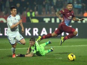 1461 Trabzon Kayseri Erciyesspor ile golsüz berabere kaldı