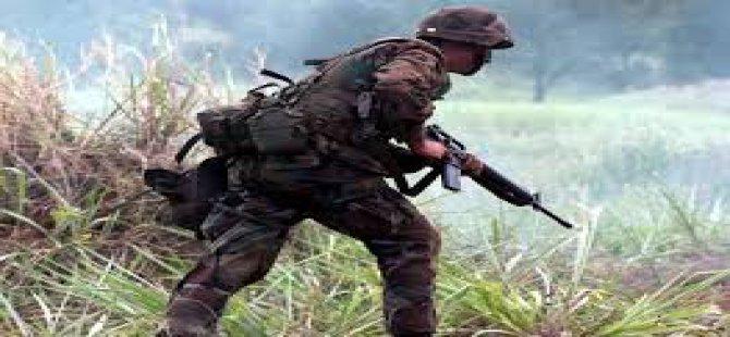 Şemdinli'de askere hain pusu: 2 şehit, 3 asker yaralı