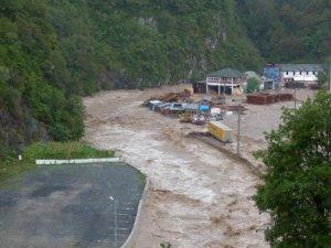 Artvin'de Sel Faciası: 7 Ölü