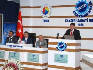 """KAYSO Başkanı Boydak, """"Türkiye'nin Geleceğine İnanıyoruz"""""""