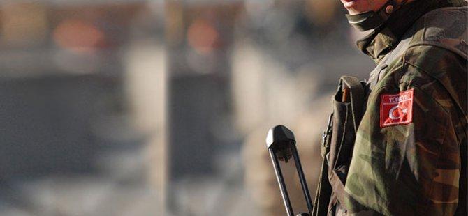 Karakola saldırdı 4 askerimiz yaralı