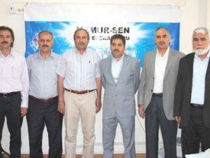 Asder'den Kayseri  Eğitim-Bir-Sen'e Ziyaret