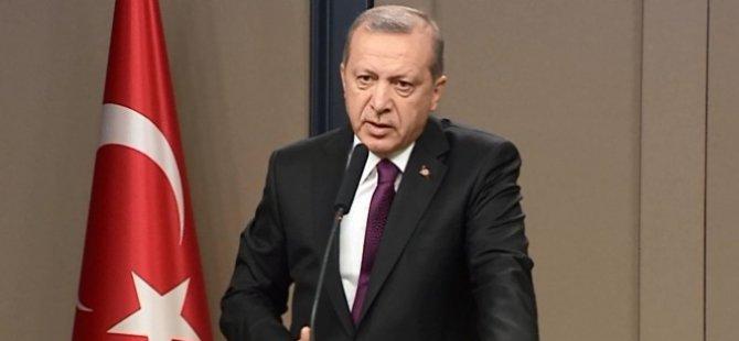 Erdoğan Terör ve paralel örgüt ülkenin geleceğini tehdit ediyor