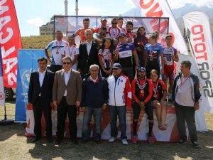 KAYSERİ MTB CUP Erciyes Tekir Yaylası'nda yapıldı
