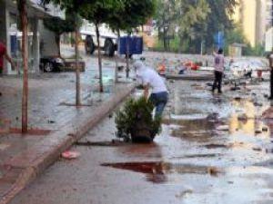 Adana'da Komiser Mustafa Sarı Ağır Yaralandı!
