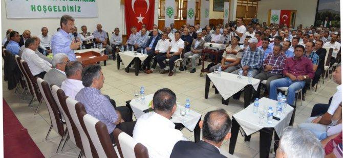 Şeker Fabrikası Başkanı Hüseyin Akay Ak Parti'den Milletvekili Aday Adayı