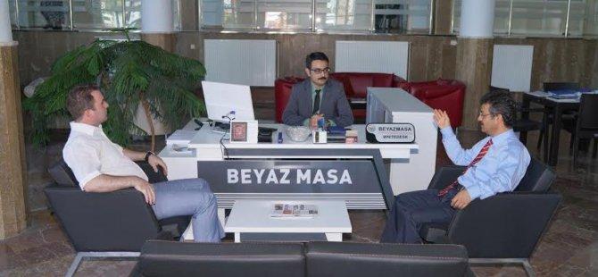 "KOSB BÜNYESİNDE "" BEYAZ MASA ""  ÇÖZÜM MERKEZİ  KURULDU"