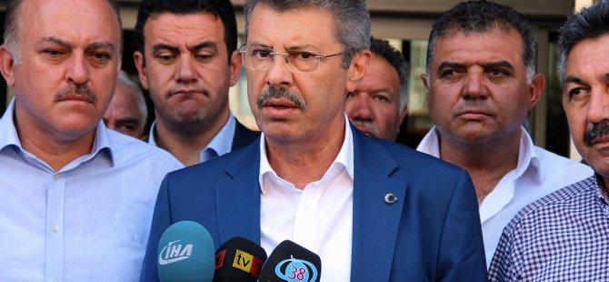 Hüseyin Akay AK Parti'den milletvekili aday adayı oldu