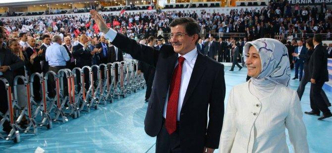 AK Parti kongresinde büyük sürprizler