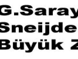 G.Saray'dan Sneijder'e Büyük Zam