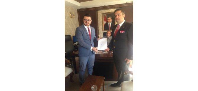Yükselgüngör AK Parti Kayseri Milletvekili A. adayı oldu