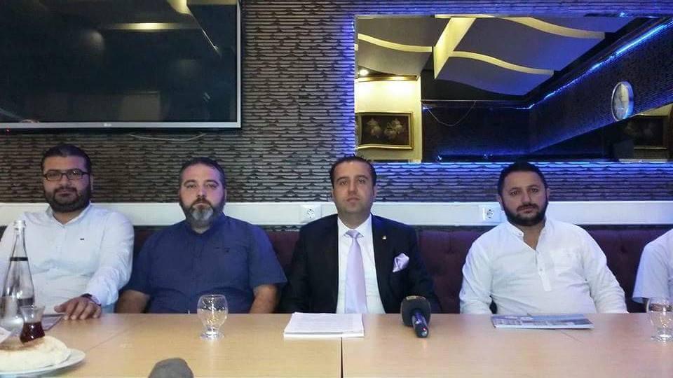Ak Parti Kayseri Milletvekili A.Adayı Yükselgüngör: Bir sevdadır, Bir gönül şehridir Kayseri