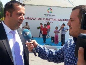 Ak Parti Kayseri Mv. A. Adayı Yükselgüngör'den Başsağlığı Mesajı