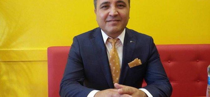 Ak Parti Kayseri Mv. A.adayı Karabörklü Halka hizmet için Hakka Hizmet için aday oldu