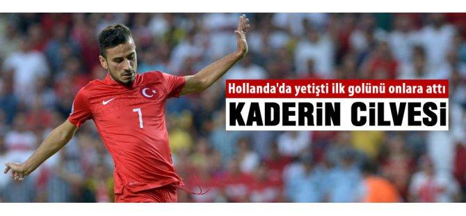 Türkiye - Hollanda maçının golleri