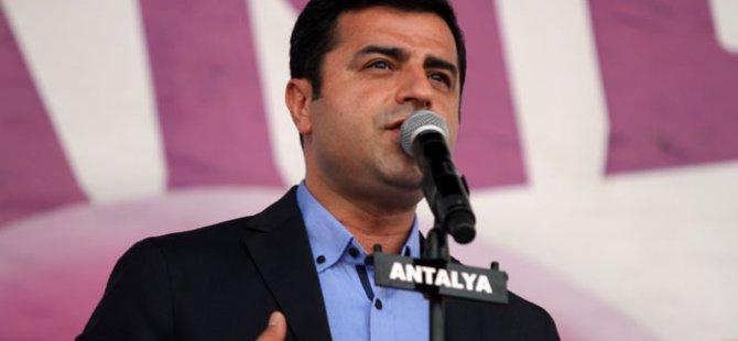Demirtaş'tan 'Dağlıca saldırısı' yorumu