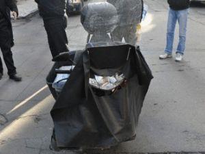 Kocasinan Ahmet Paşa Caddesinde Trafik kazası: 1 yaralı