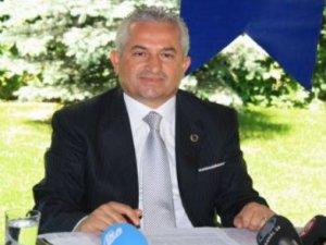 Ak Parti Kayseri Mv. Aday Adayı Suat Özsoy