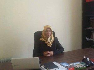 Hülya Turhan terör olayları ile ilgili bir kınama mesajı yayımladı