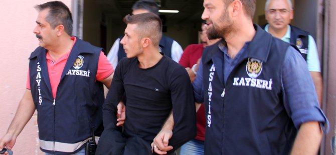 KAYSERİ'DE TRAFİKTEKİ TARTIŞMA CİNAYETLE BİTTİ