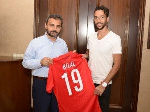 Galatasaraylı futbolcu Bilal Kısa'nın annesi