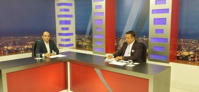 Ak Parti Kayseri Mv. A. Adayı Yükselgüngör Kon Tv'de Canlı Yayına Katıldı