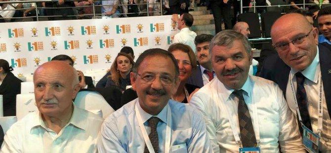 AK Parti Kayseri'de Şok Gelişme  O  İsim Liste Dışı