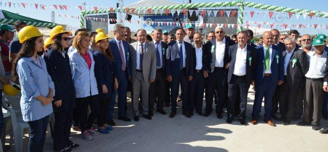 KAYSERİ ŞEKER'DEN VERİMLİ TOPRAKLARIN KORUNMASINA BÜYÜK KATKI