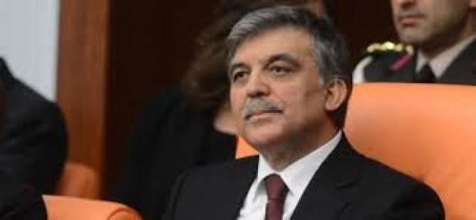 Sinan Burhan Abdullah Gül'ü yazdı