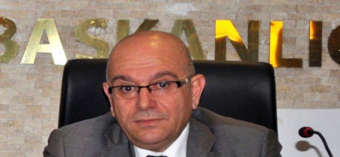 AK Parti İl Başkanı Özden'in Kurban Bayramı Mesajı